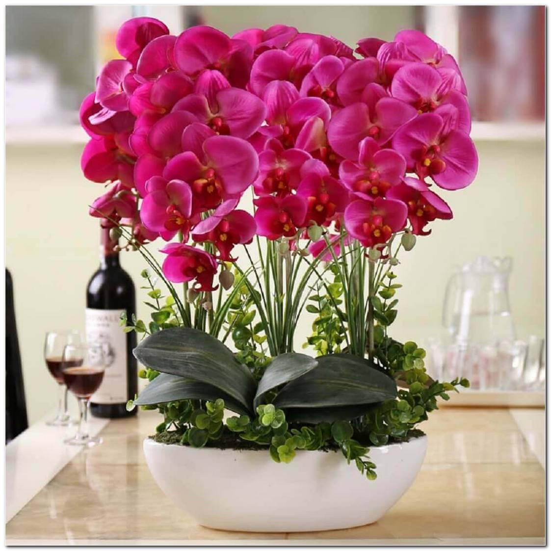 Flores Artificiais Saiba Como Usar As Flores E Veja Exemplos De Arranjos