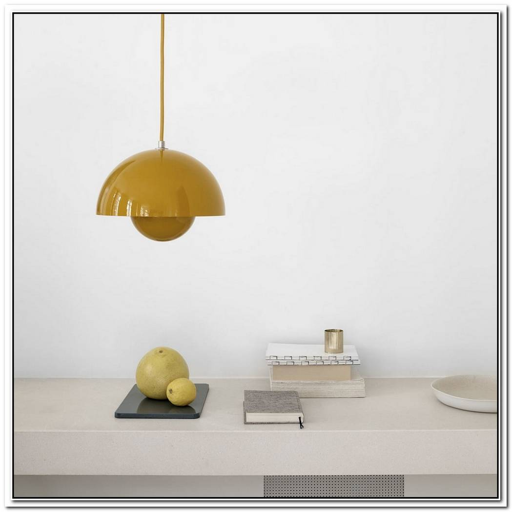 Flower Pot Pendant Lamp