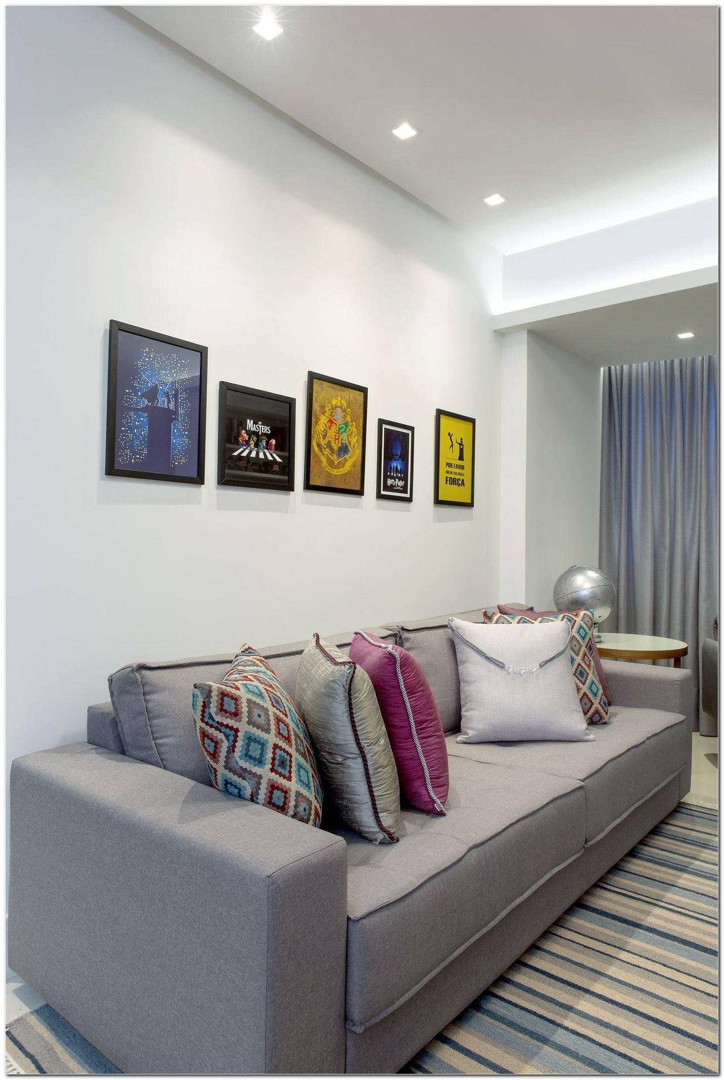 Fotos De Sala De Estar Com Sofa Cinza