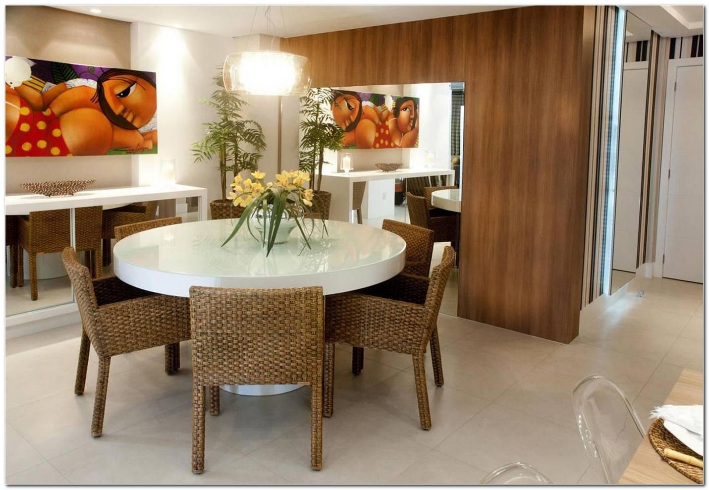 Fotos De Sala De Jantar Com Mesa Redonda