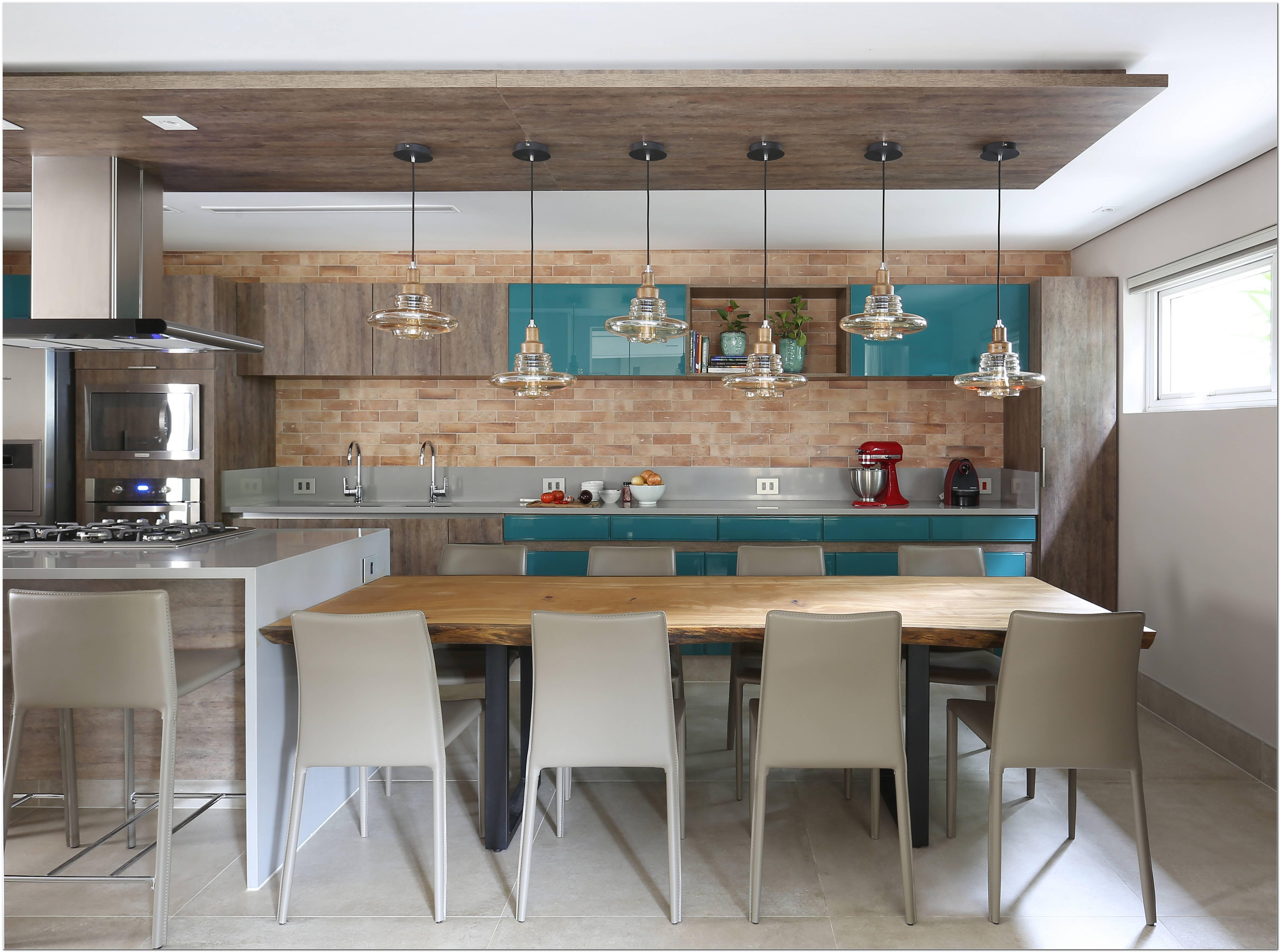 Fotos Sala De Jantar Junto Com A Cozinha