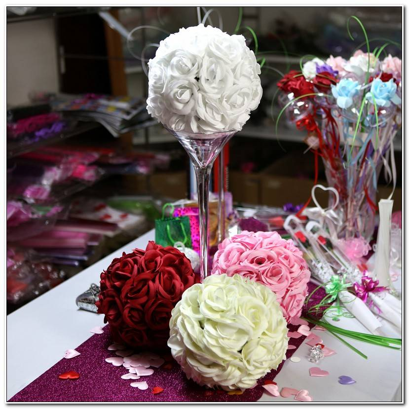Frais Bouquet Centre De Table Mariage