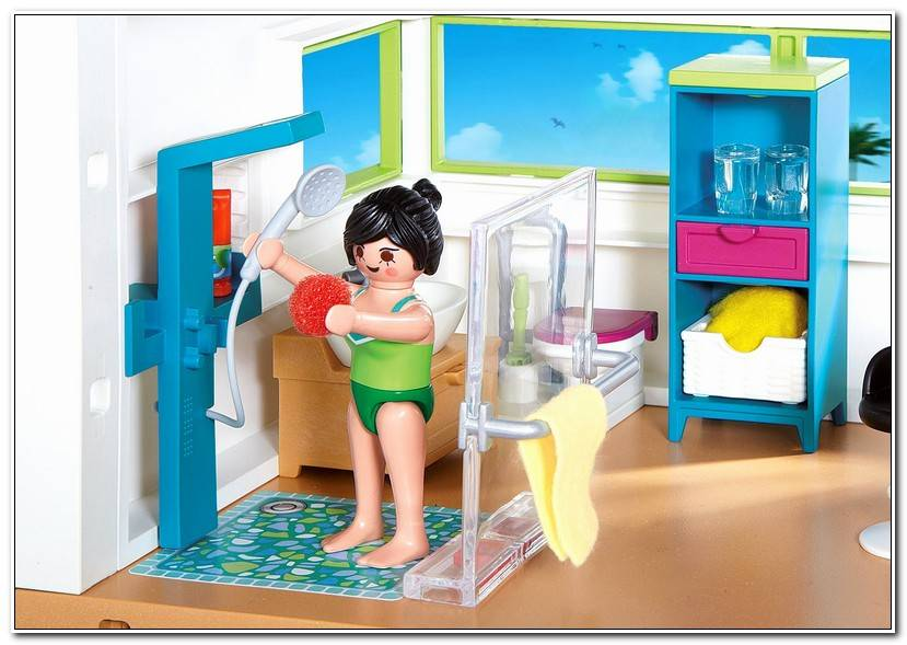 Frais Cuisine Moderne Playmobil