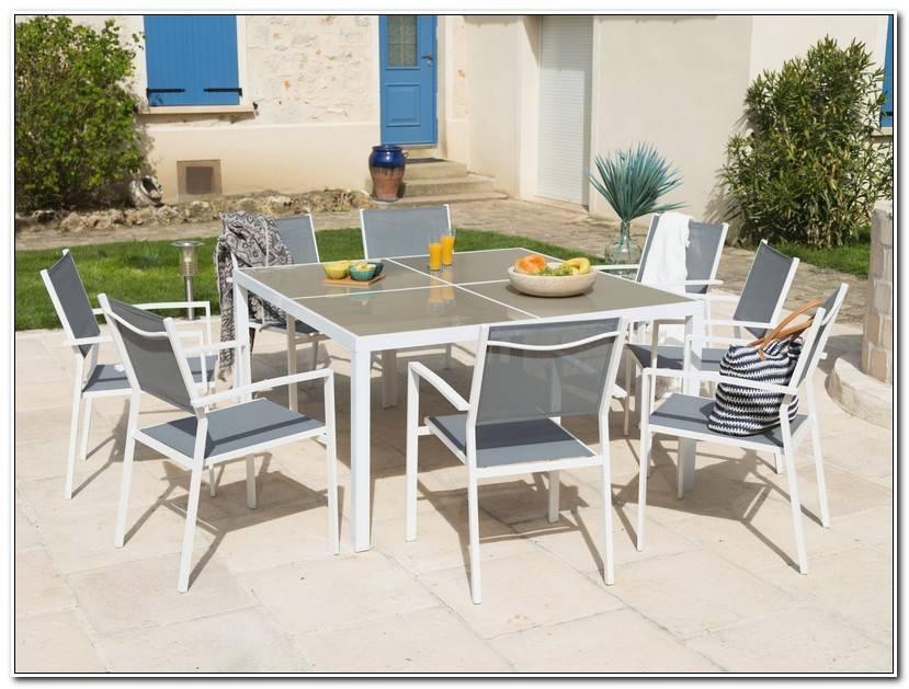 Frais Ensemble Table Et Chaise De Jardin Leclerc
