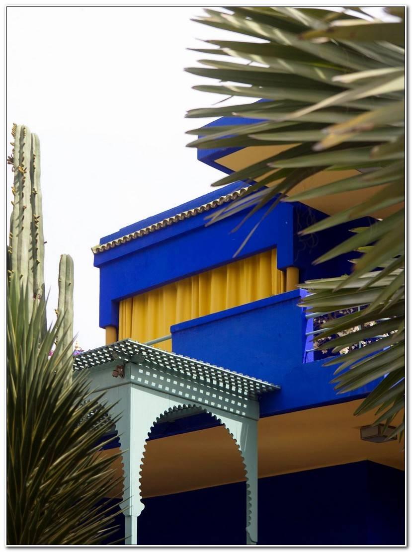 Frais Jardin De Marrakech