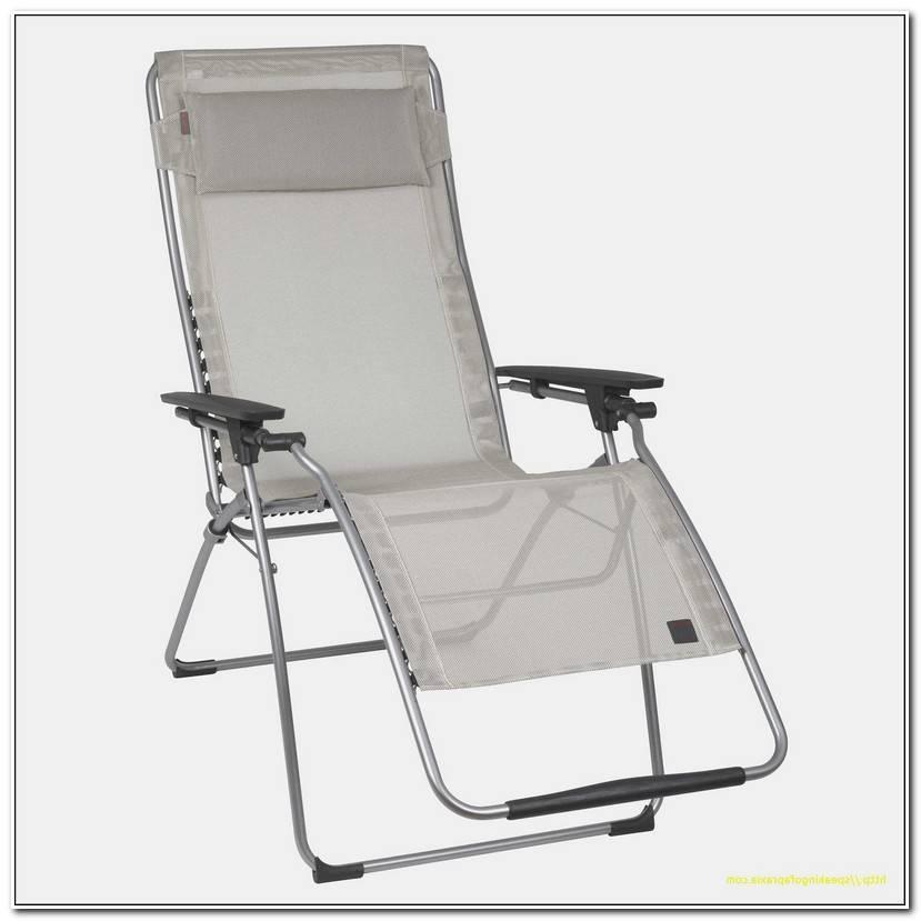 Frais Lafuma Chaise