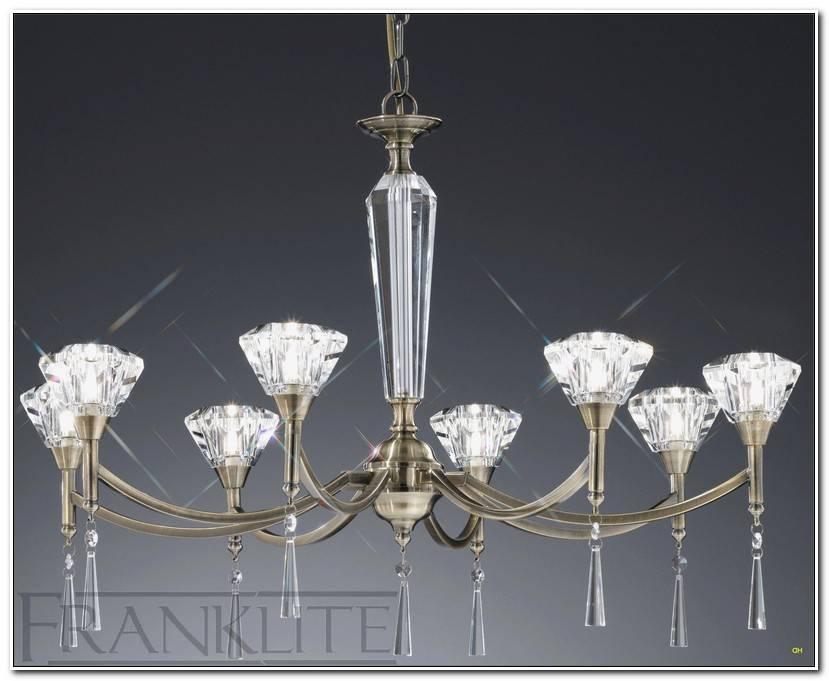 Frais Lampe Baroque