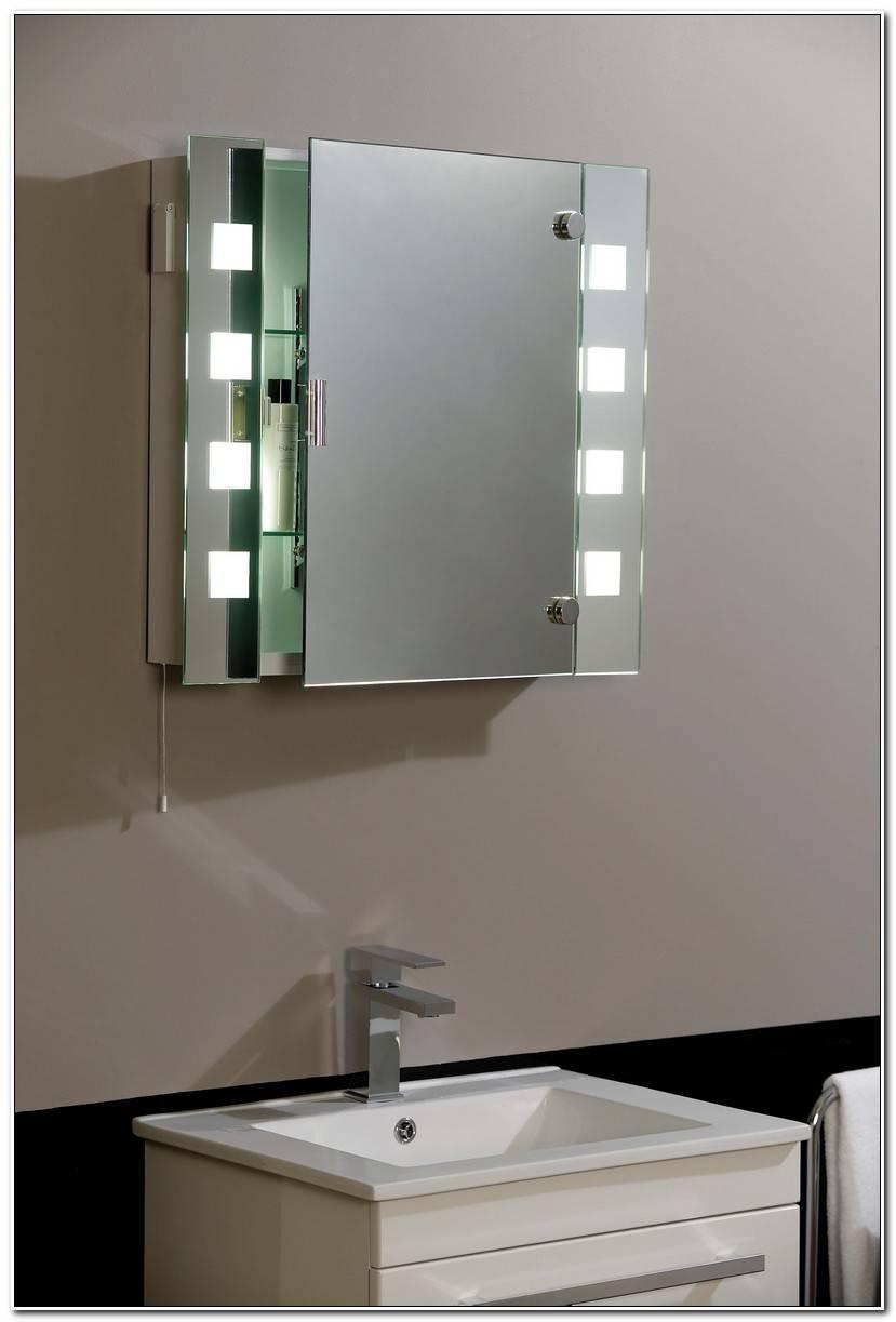 Frais Miroir Salle De Bain Avec Prise