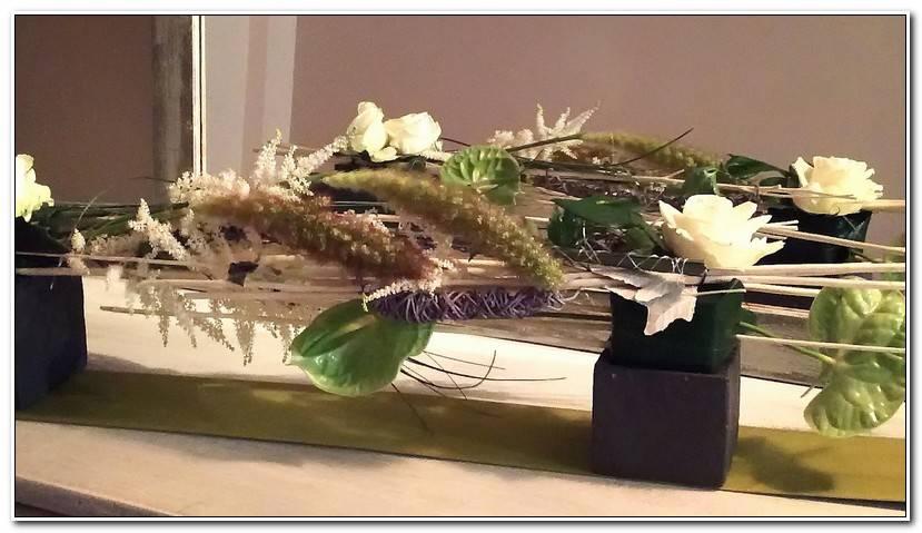 Frais Petite Composition Florale Pour Table