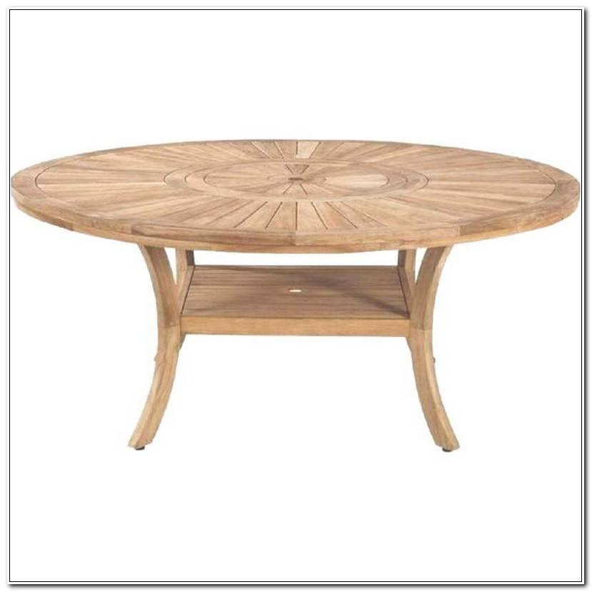 Frais Plateau Rond Pour Table