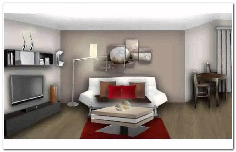 Frais Salon Moderne Blanc