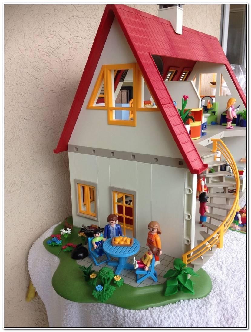 Frais Salon Moderne Playmobil