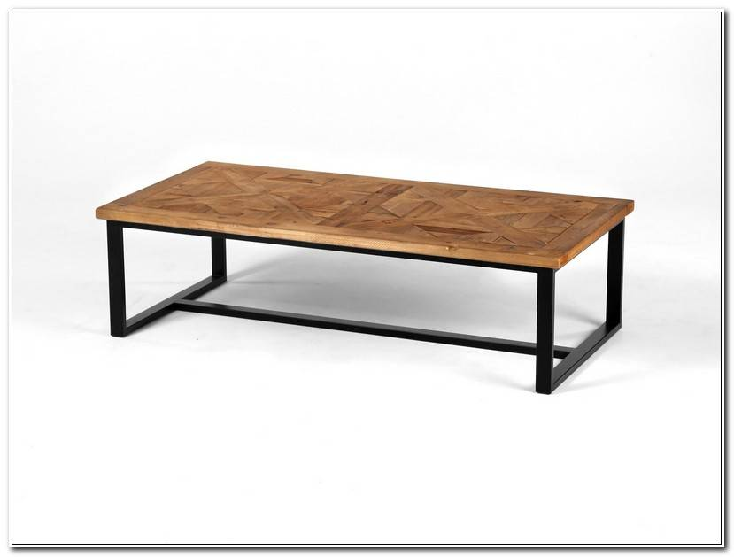Frais Table Basse Industrielle