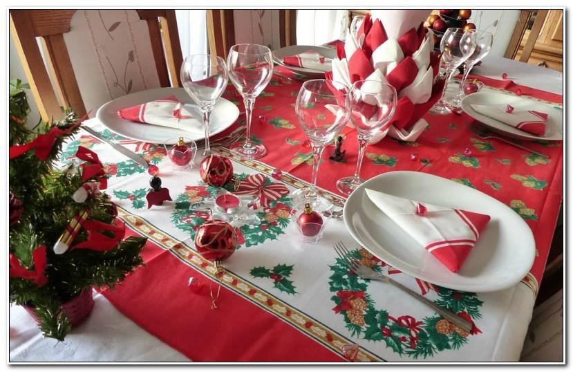 Frais Table De Noel 06