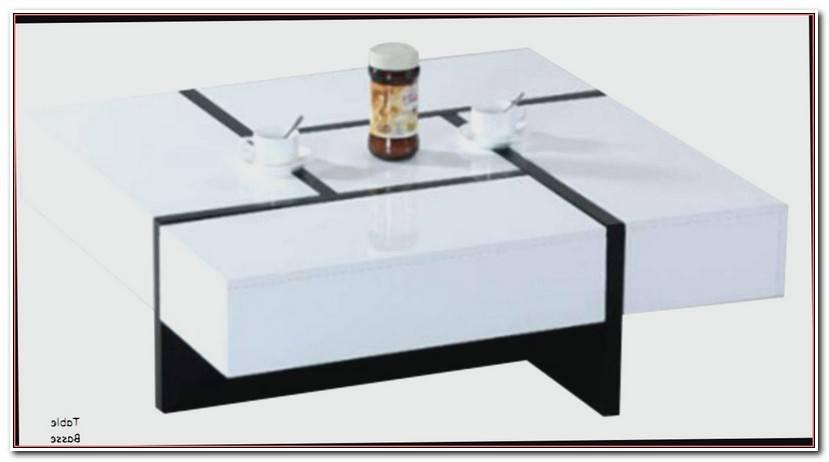 Frais Table De Salon Avec Pouf