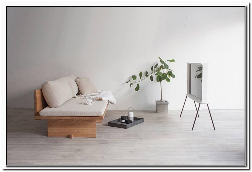 Frame Sofa By Hyung Suk Cho