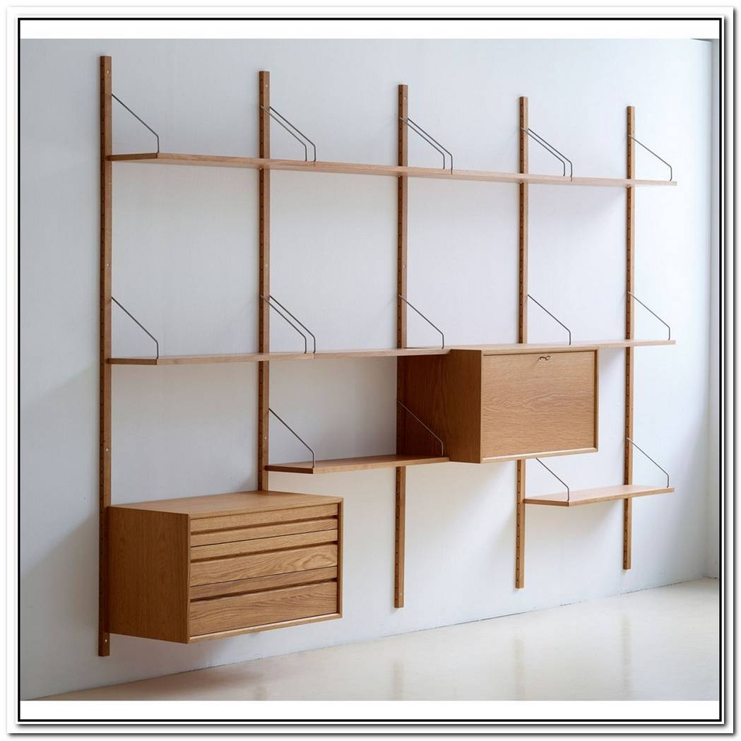 Frames Wall Shelving System