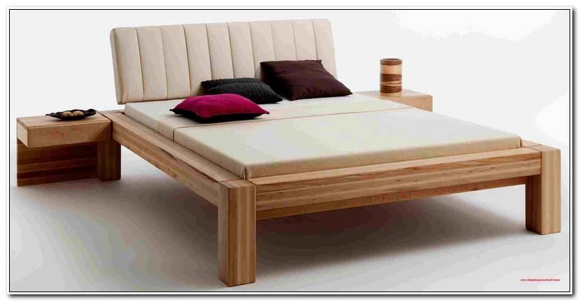Fresh Bett 160×200 Holz