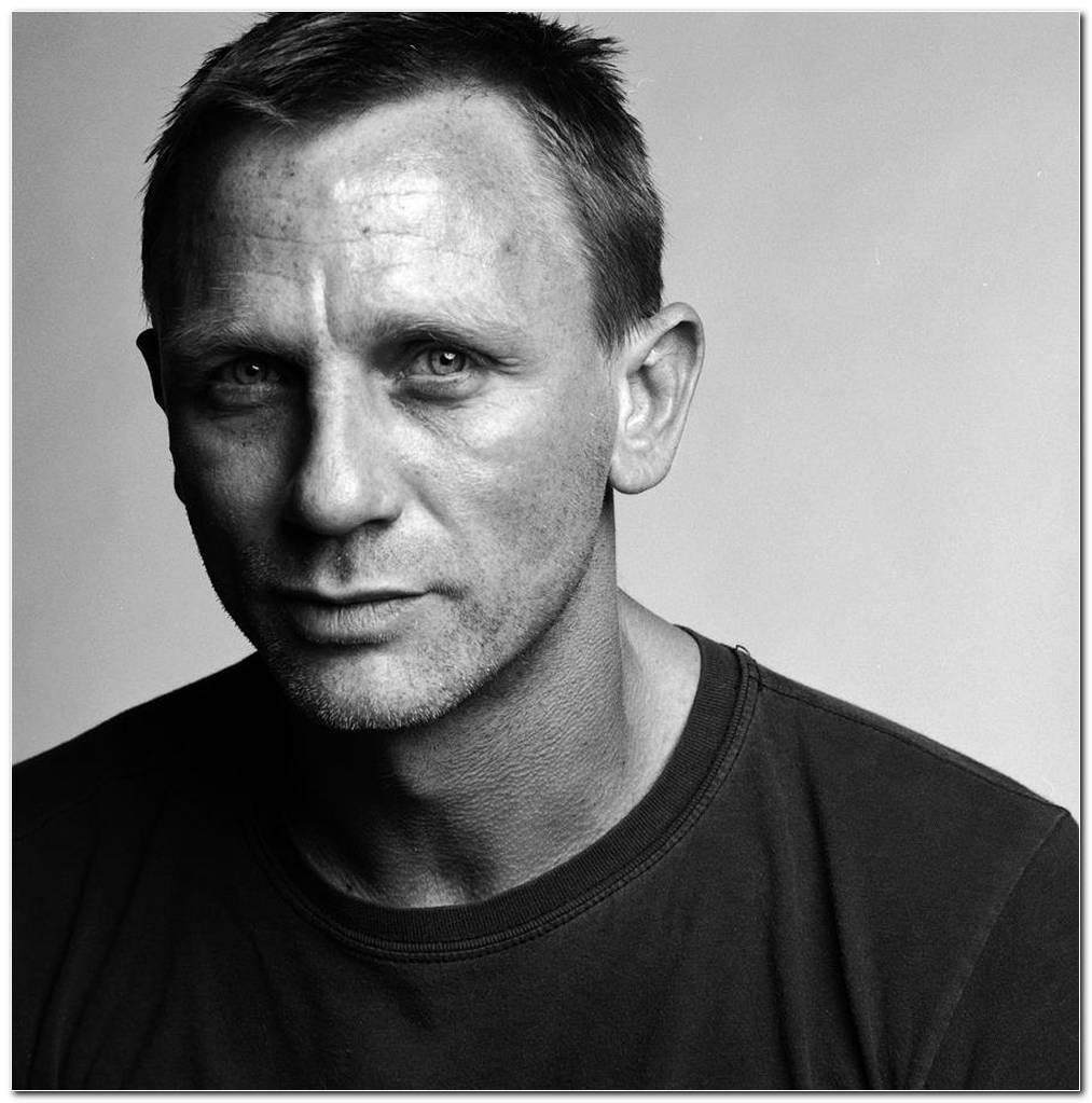 Frisur Daniel Craig