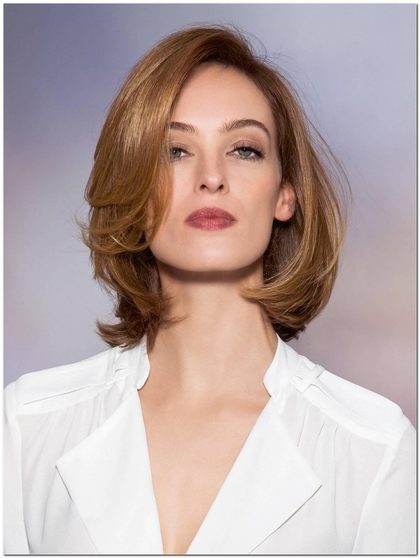 Frisur Feines Mittellanges Haar