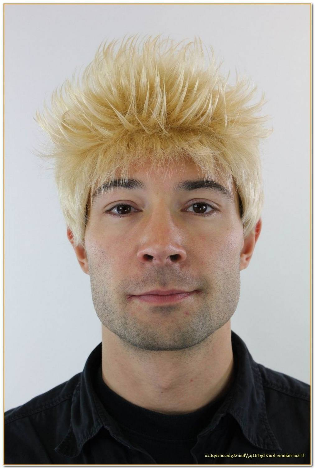 Frisur Geheimratsecken Blond