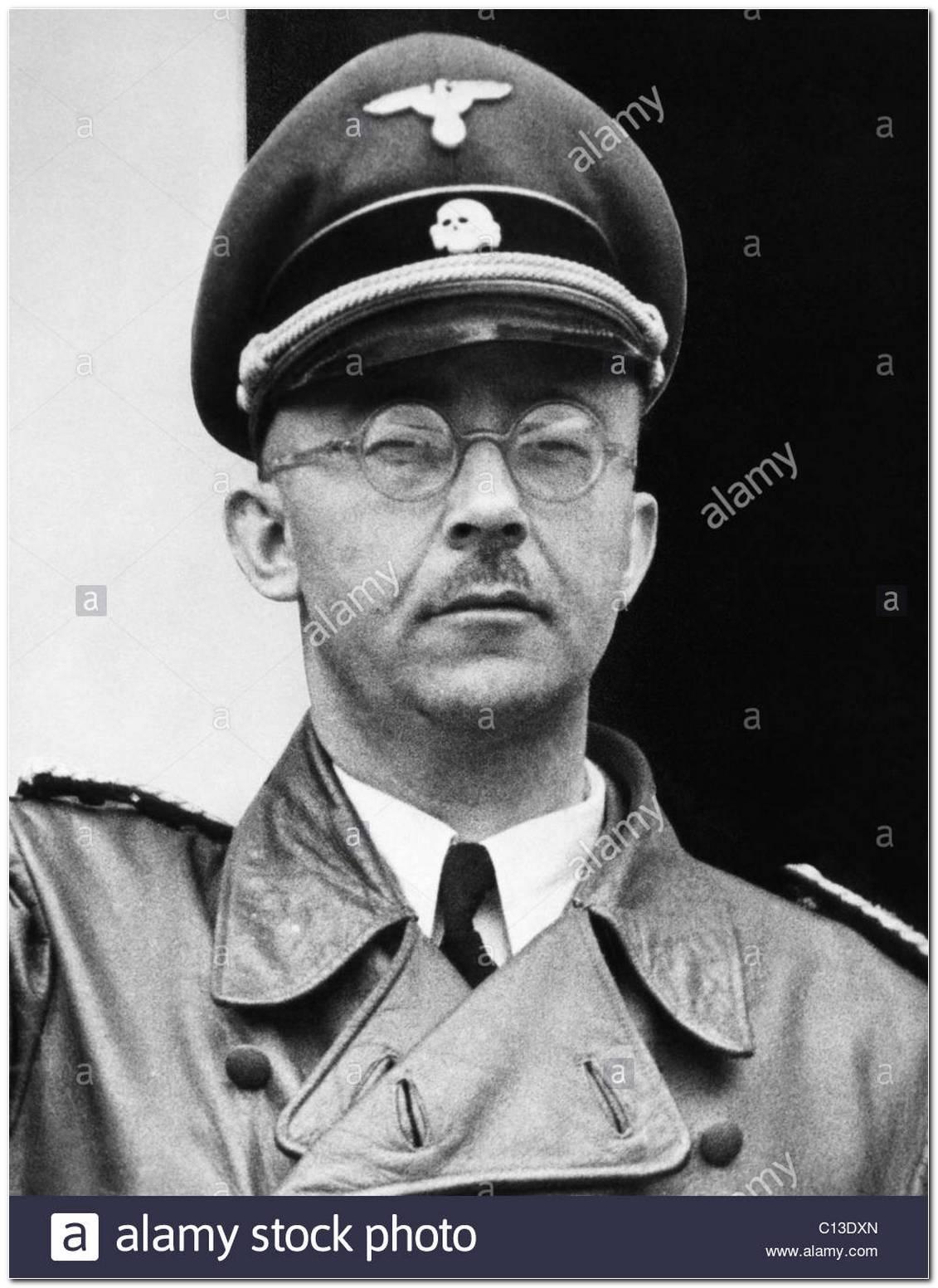 Frisur Heinrich Himmler