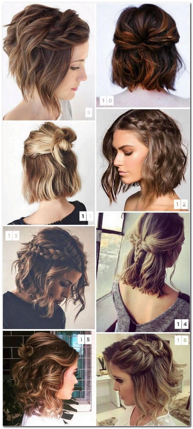 Frisur Hochzeitsgast Kurze Haare
