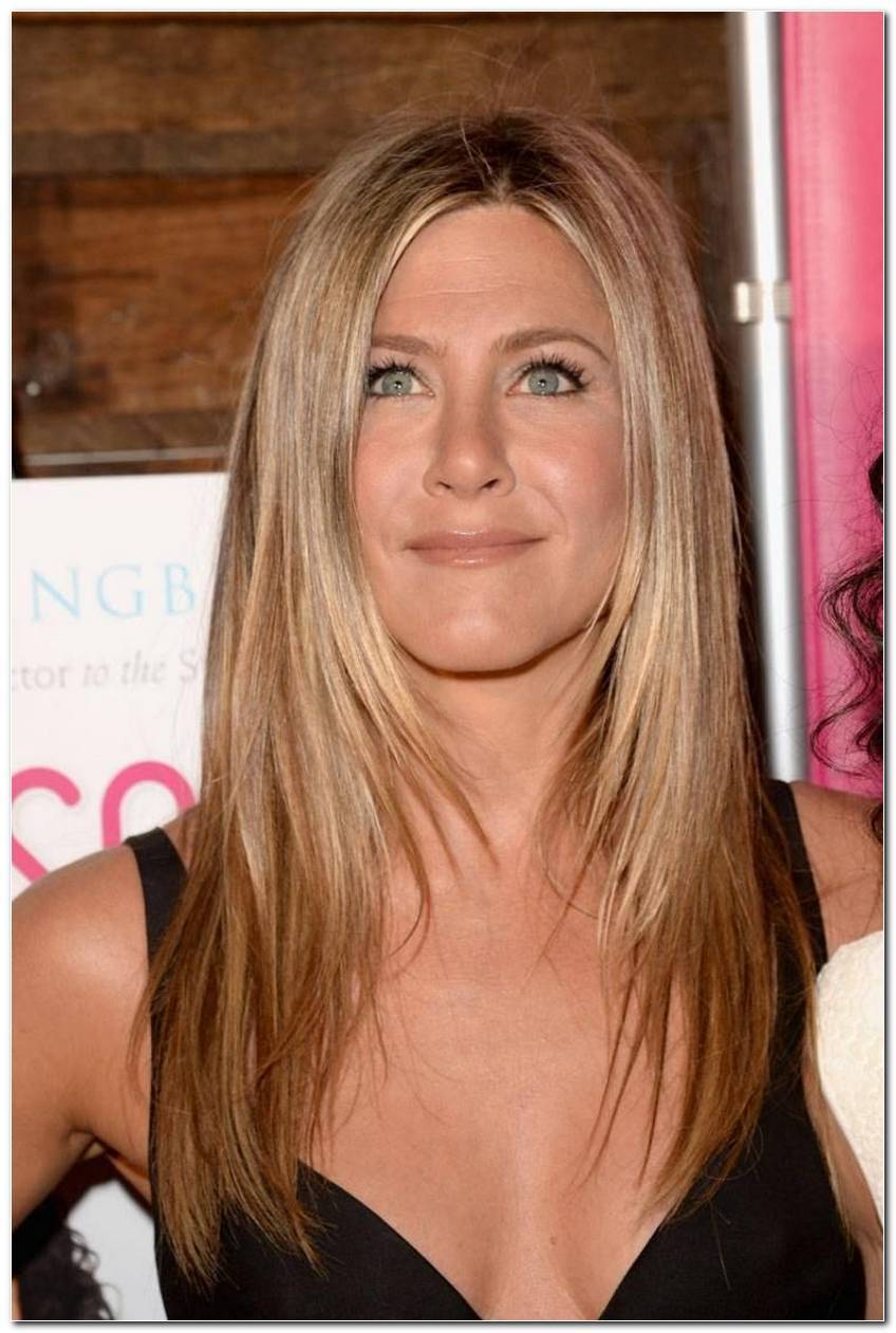 Frisur Jennifer Aniston Friends