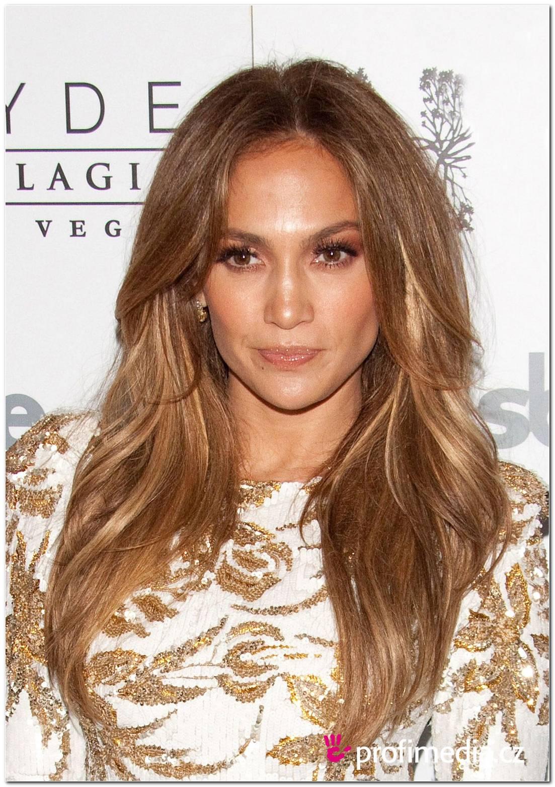 Frisur Jennifer Lopez