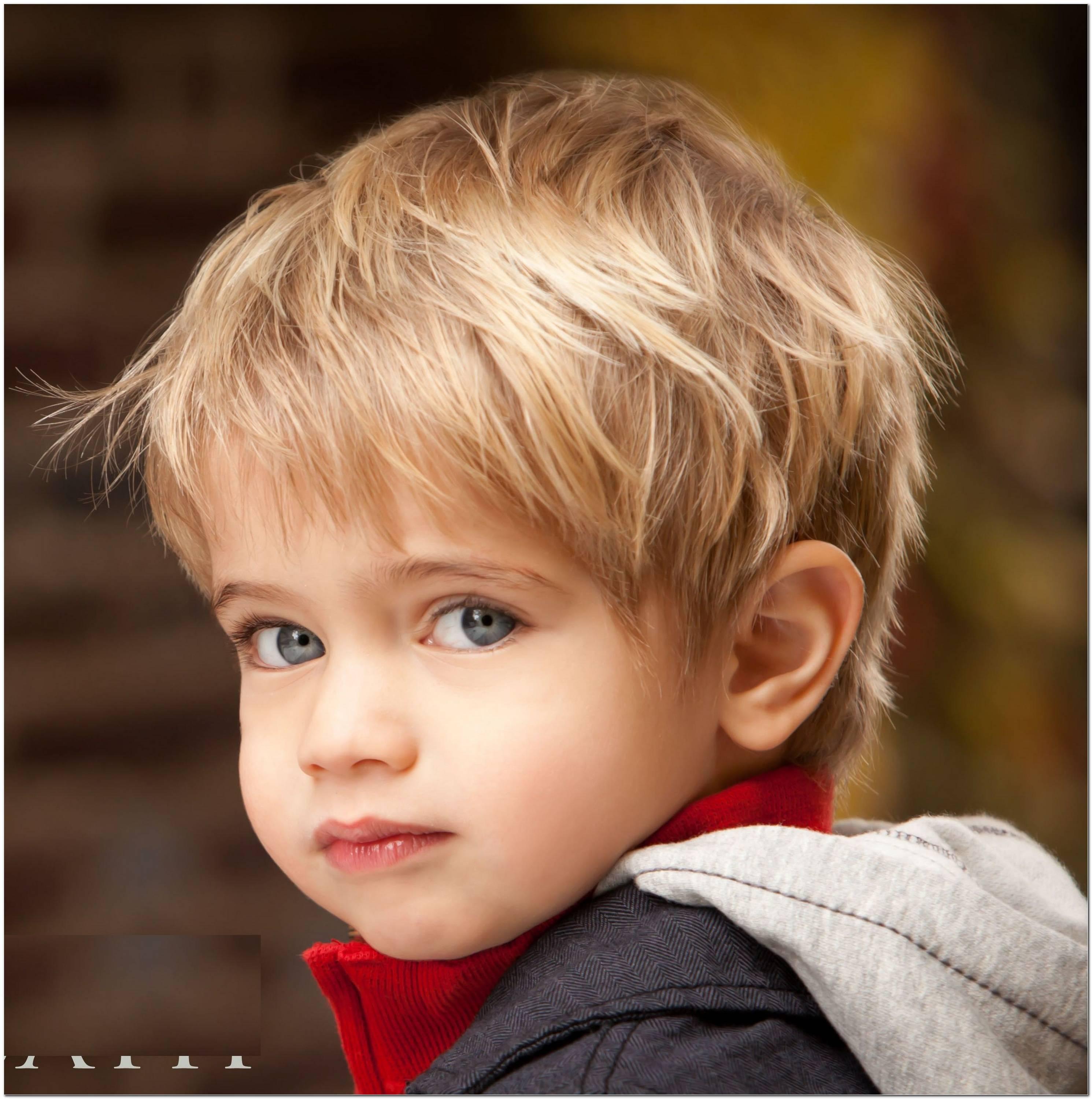 Frisur Junge Kleinkind
