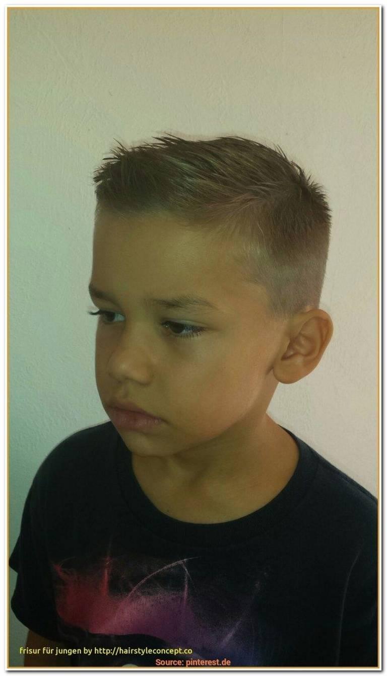 Frisur Kind Junge Kurz