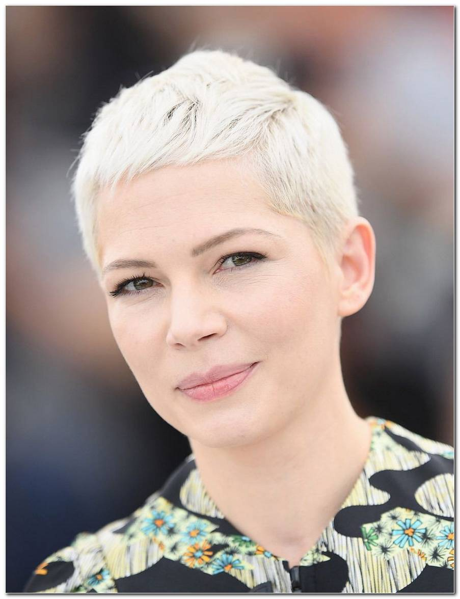 Frisur Michelle Williams 2018