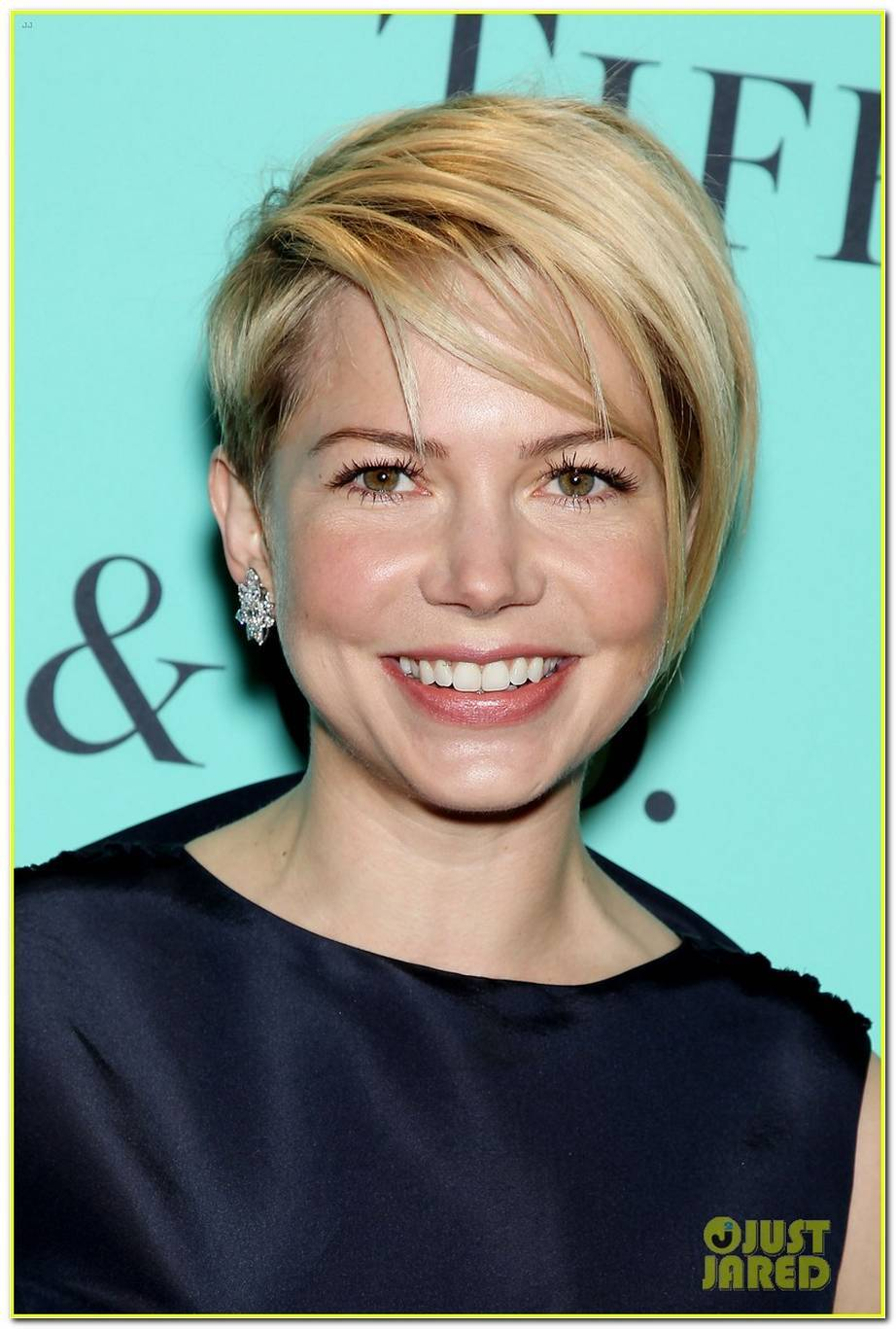Frisur Michelle Williams
