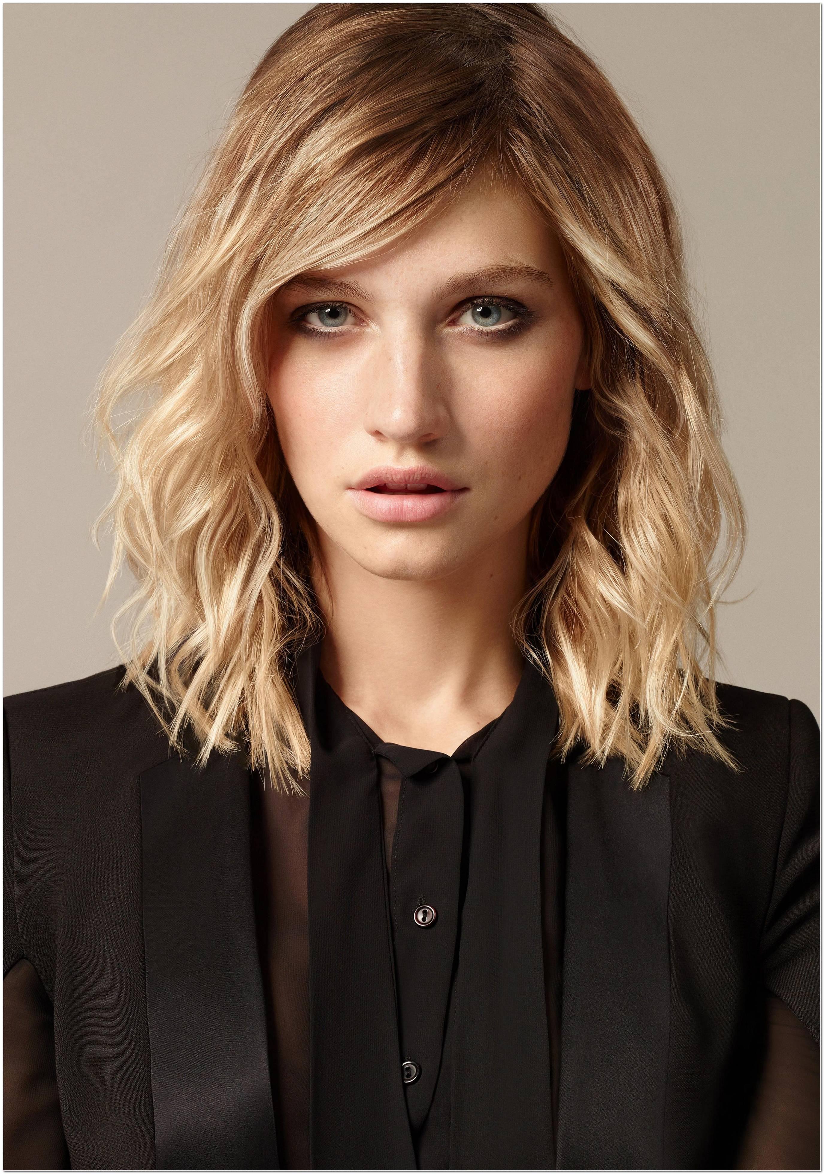 Frisur Mittellange Haare