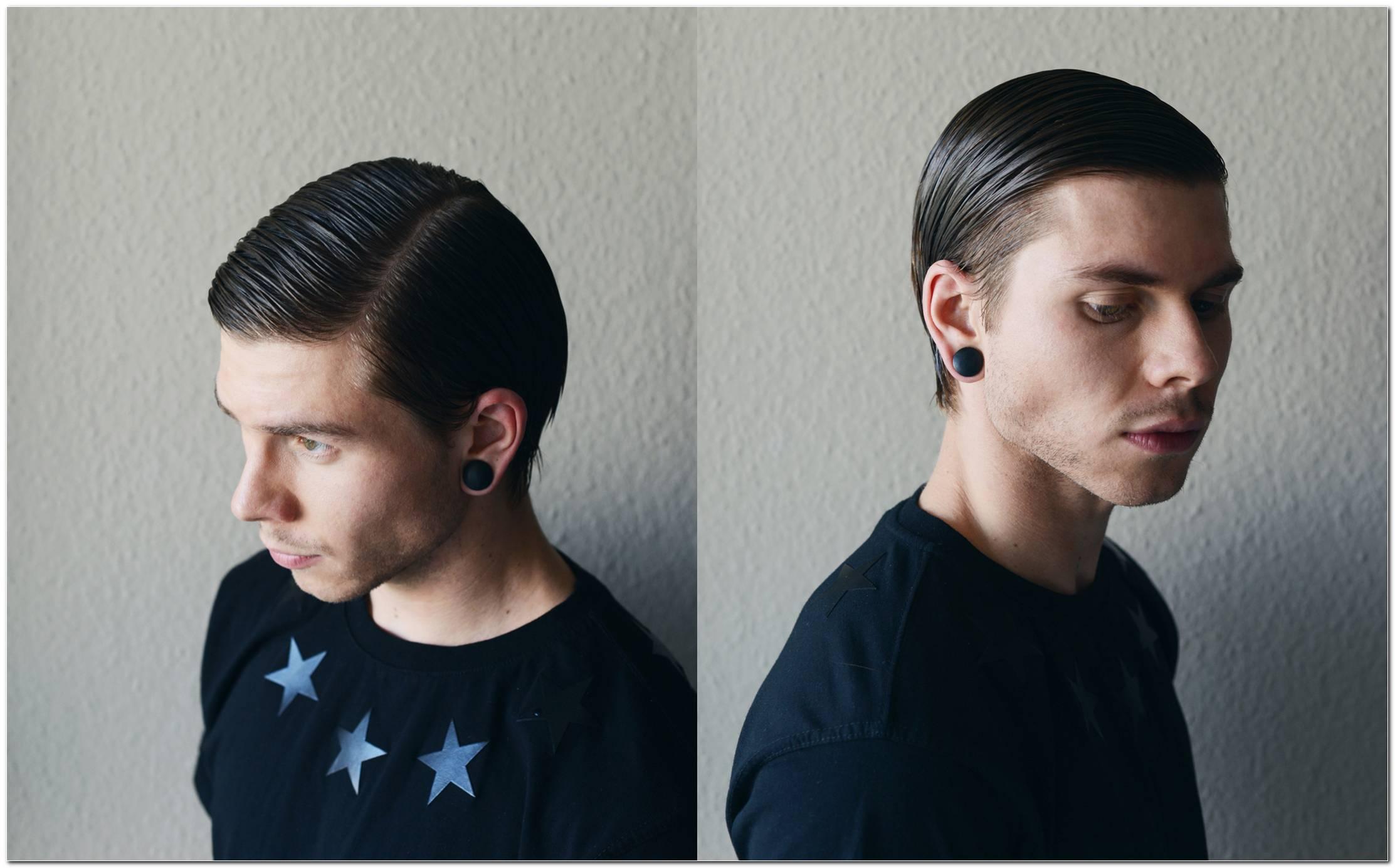 Frisur Nach Hinten Gegelt