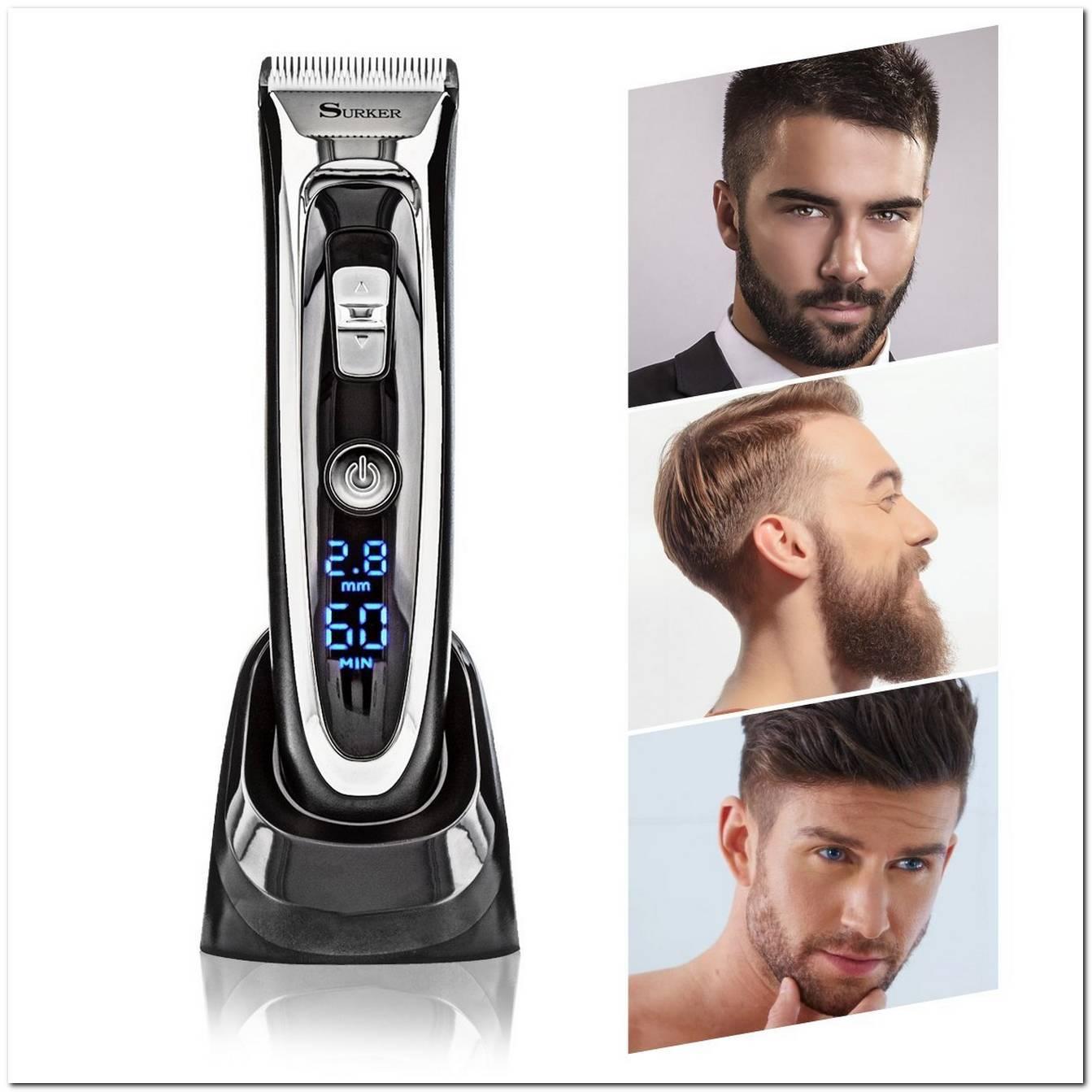 Frisur Nur Mit Haarschneidemaschine