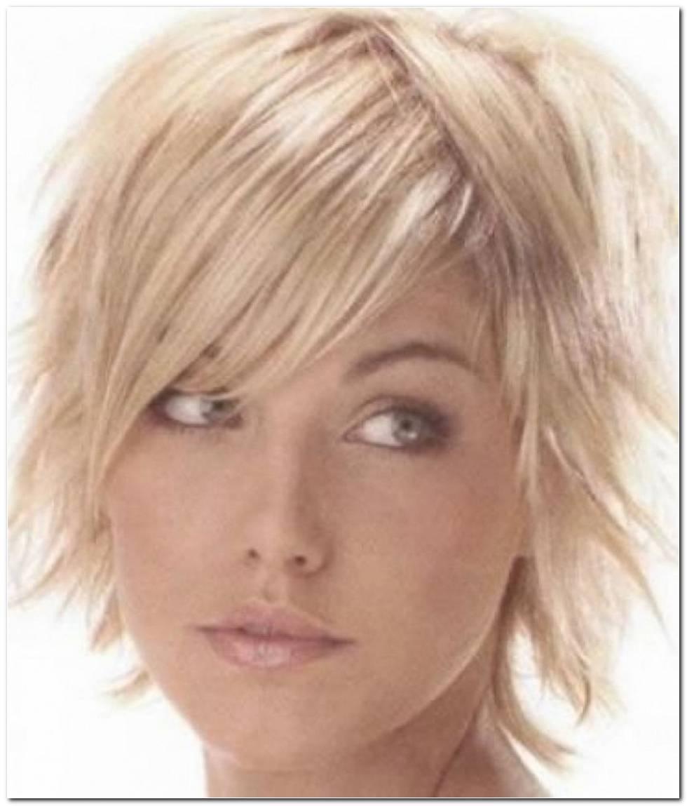 Frisur Ovales Gesicht Frau Feines Haar