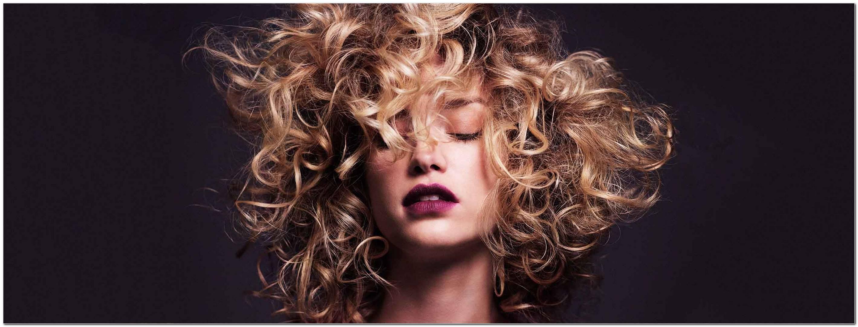 Frisur Rausgewachsene Dauerwelle
