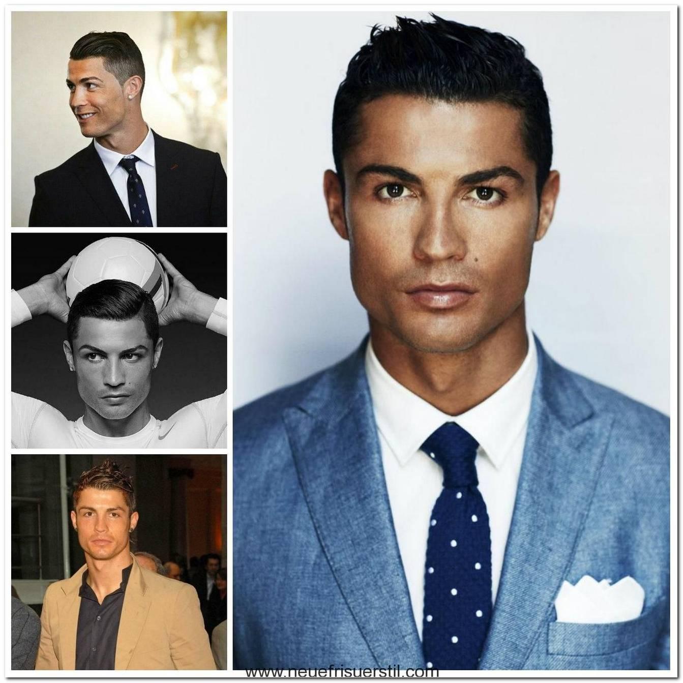 Frisur Von Cristiano Ronaldo