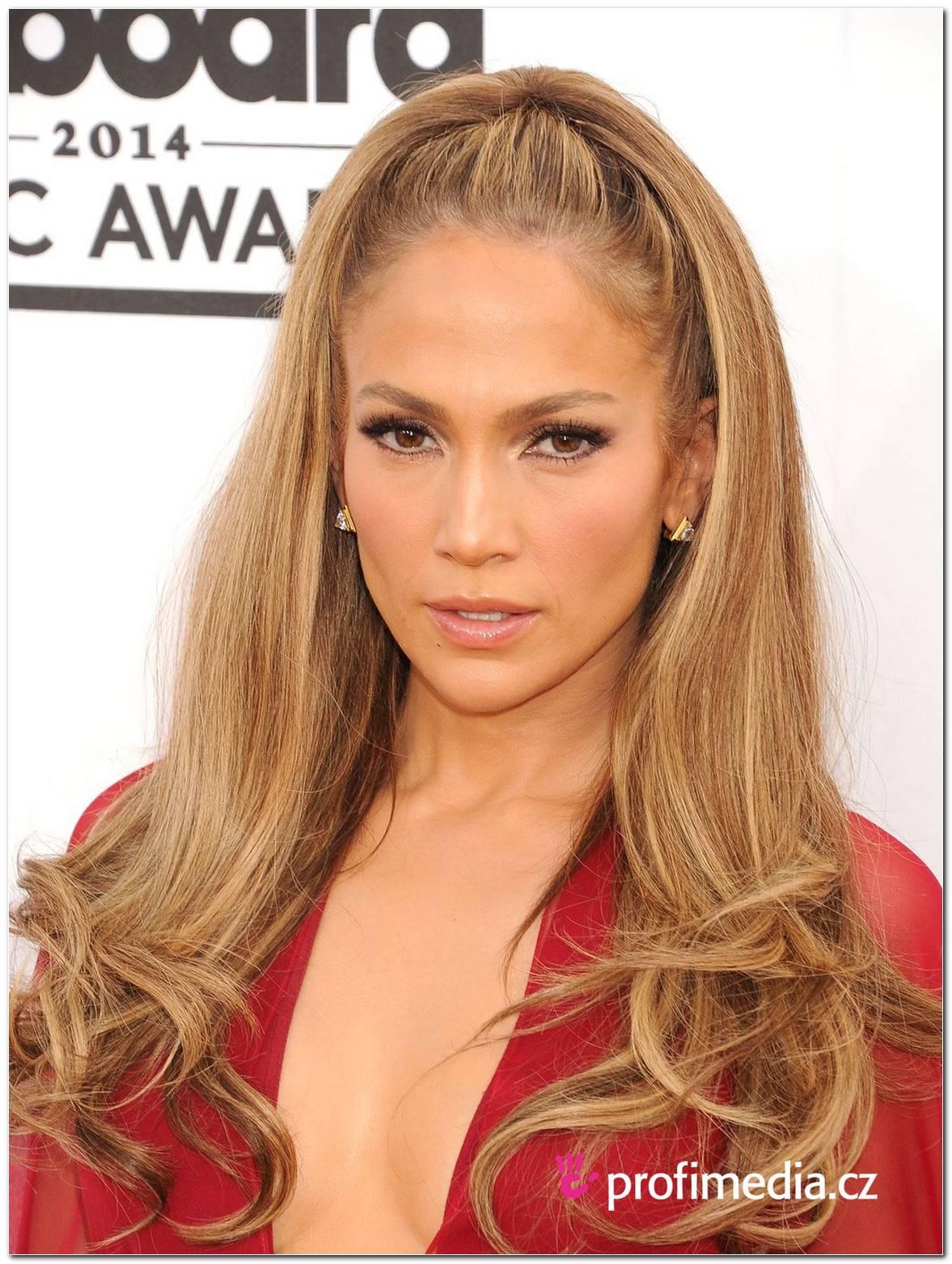 Frisur Von Jennifer Lopez