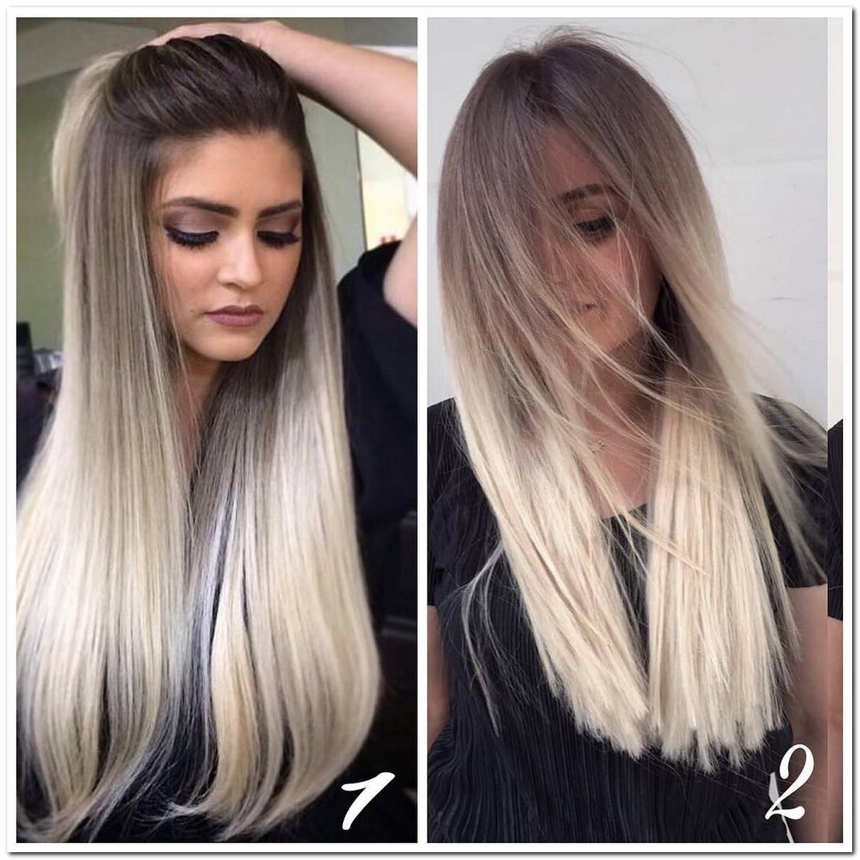 Frisuren 2018 Frauen Lange Haare