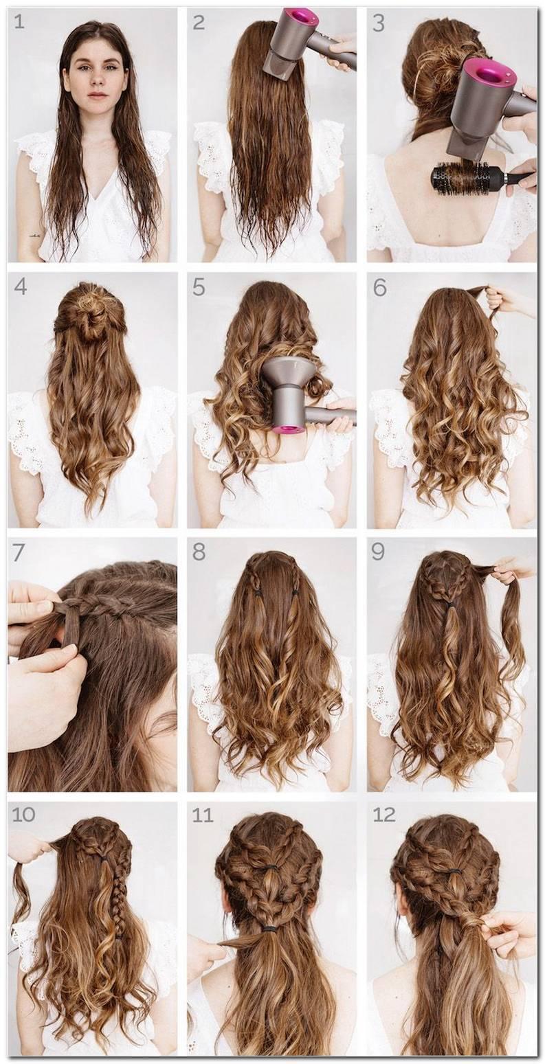Frisuren Alltag Lange Haare