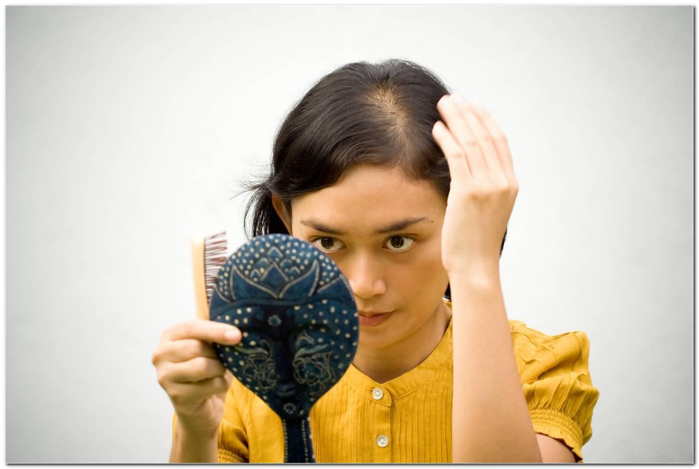Frisuren Bei Haarausfall Frau