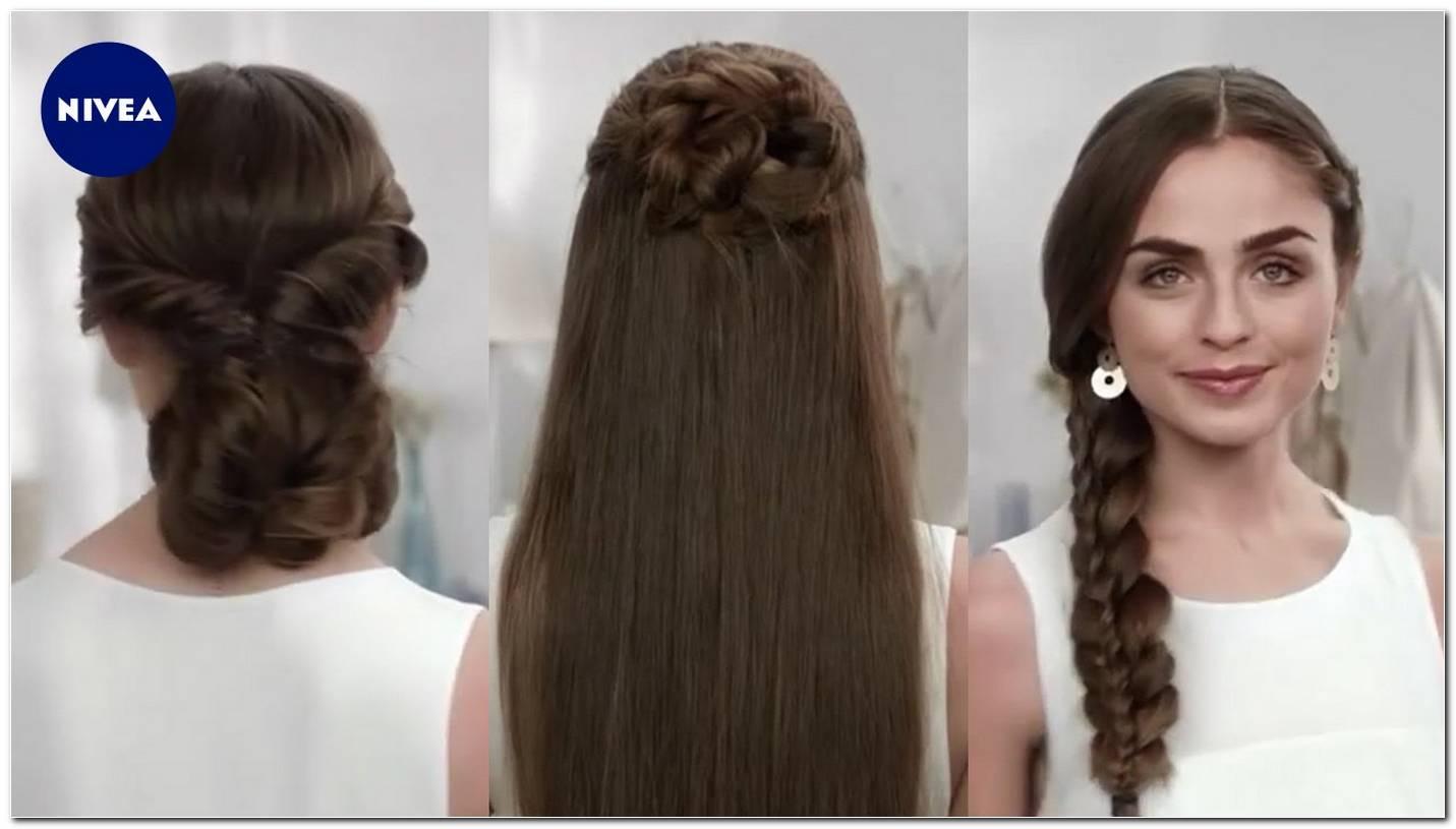 Frisuren Bei Langen Haaren