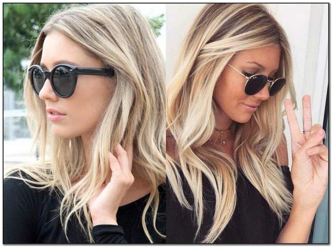 Frisuren Blond 2017