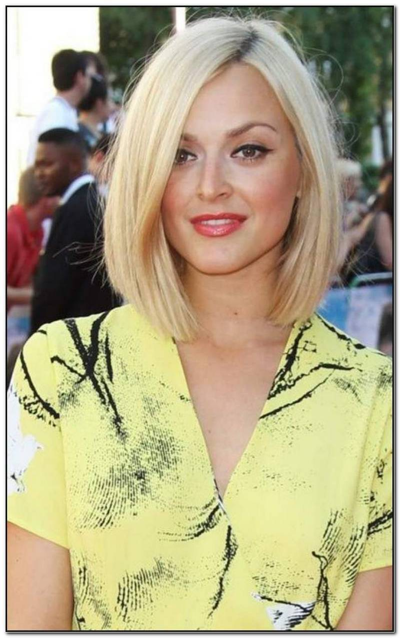 Frisuren Bob Kurz Blond