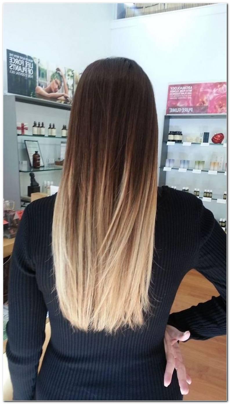 Frisuren Braune Mittellange Haare