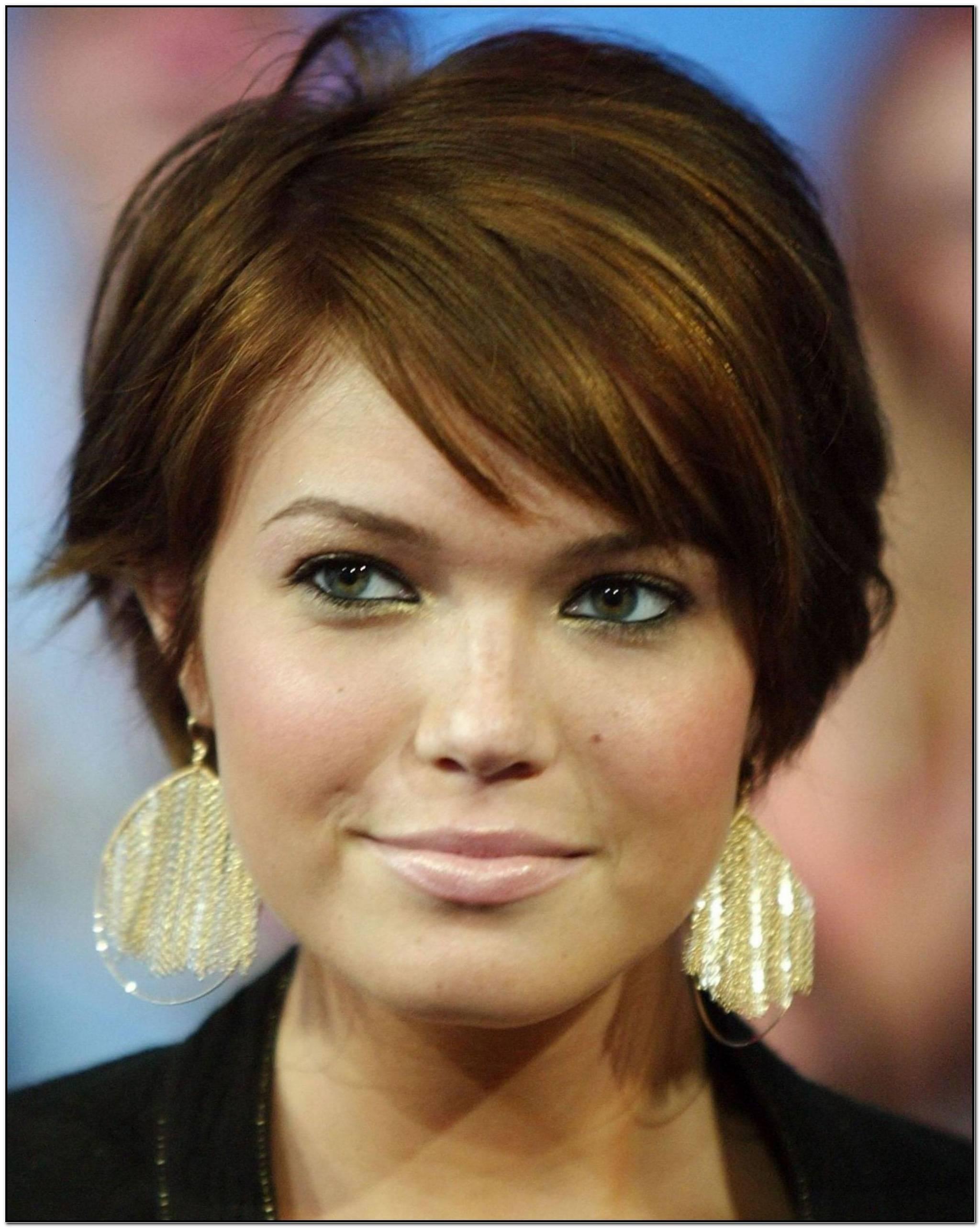 Frisuren Breites Gesicht Frauen