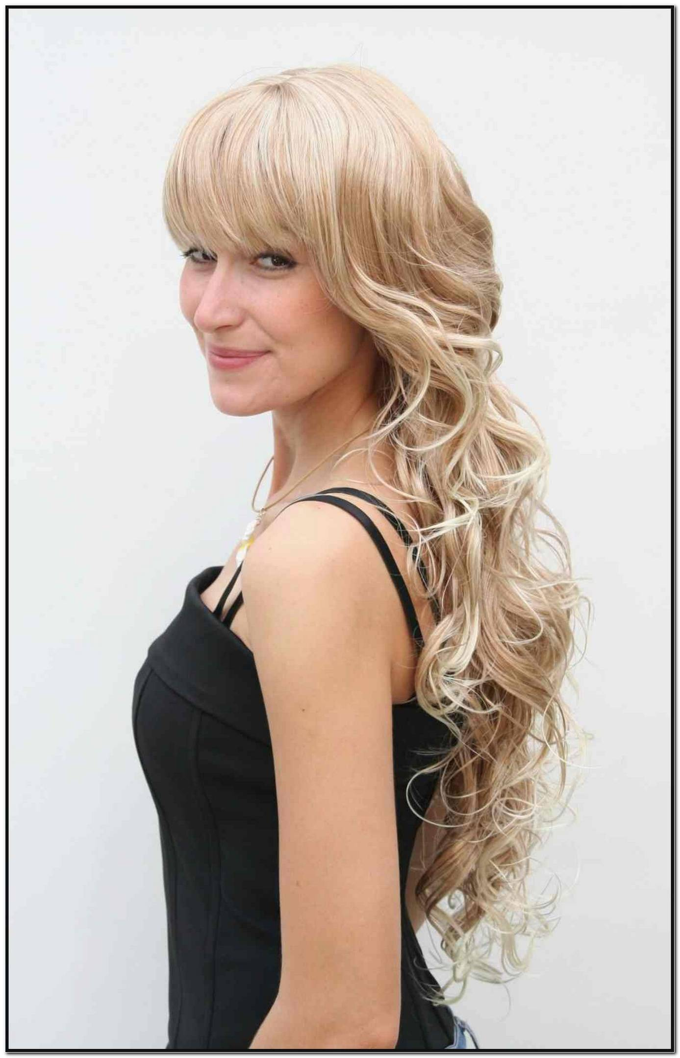 Frisuren Damen Blond