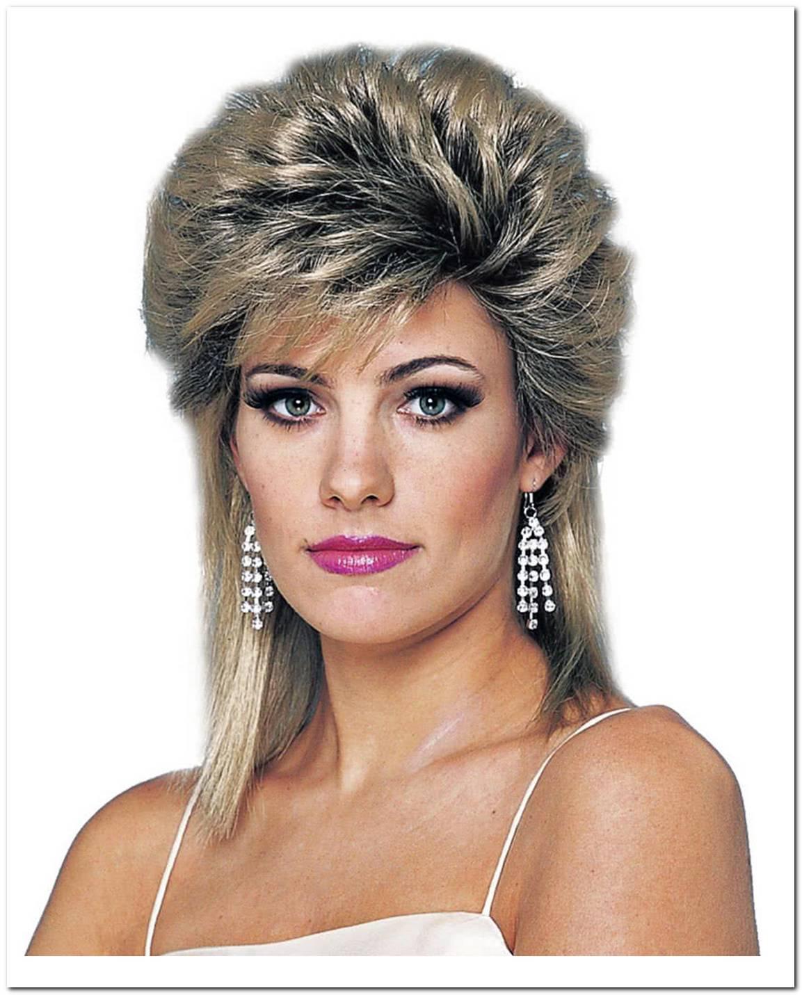 Frisuren Der 80er Jahre Frauen